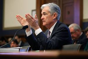 there's a worrying disconnect between how fed officials look at the economy and the way workers experience it