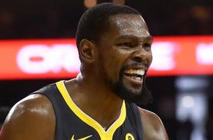 Will the real Kevin Durant please stand up? Nick Wright outlines how KD's lack of offense led to Houston's win