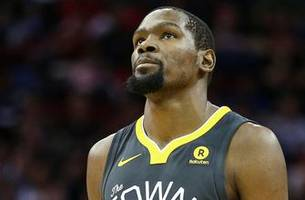 cris carter unveils why kevin durant failed to show up when the golden state warriors needed him the most