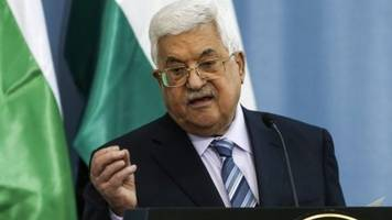Palestinians face uncertainties over Abbas succession
