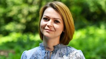 russian spy poisoning: yulia skripal hopes to return to russia