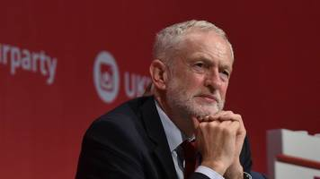 brexit deal cannot include return to hard border - jeremy corbyn