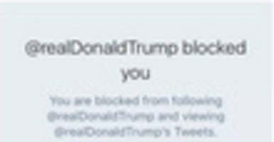 Trump Can't Block Americans On Twitter, NY Judge Rules