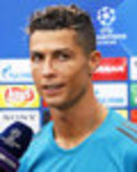real madrid star cristiano ronaldo speaks out on liverpool ahead of champions league final