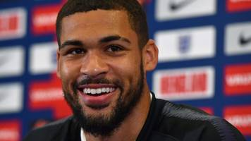 England's Loftus-Cheek 'not one to fail under pressure'