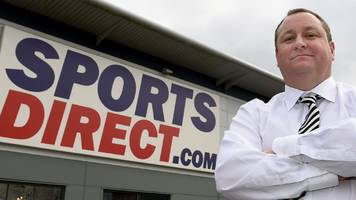 newcastle united's accounts reveal spending at sports direct