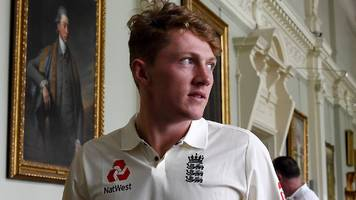 England v Pakistan: Dom Bess to make international debut at Lord's