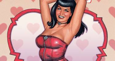 Buy This Comic: Bettie Page: Bettie In Hollywood Vol. 1