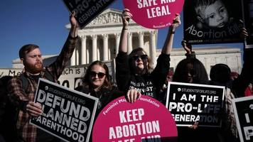 Abortion Debate Heats Up Ahead Of Midterm Elections