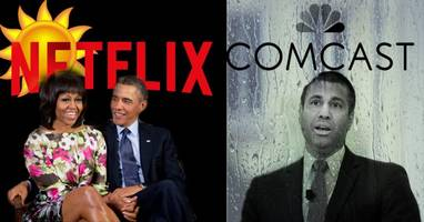 Cord-cutters for the win: Netflix just passed Comcast in market value