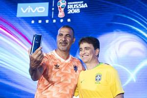 vivo announces 2018 fifa world cup russia(tm) campaign -- my time, my fifa world cup