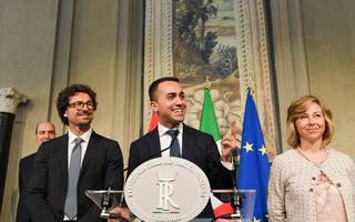 first brexit, now italy – the eu power balance is shifting