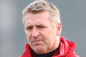 derby county managerial candidate dean smith profiled after gary rowett's move to stoke city