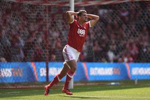 who is hull city target and nottingham forest defender eric lichaj?