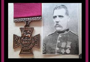 False alarm as memorial to war hero was not stolen after all