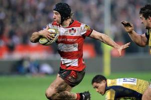 Gloucester Rugby confirm departures of 18 players