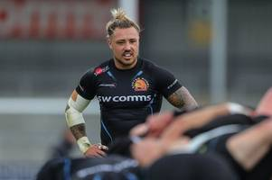 exeter chiefs' jack nowell gives his thoughts ahead of premiership final with saracens