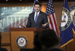 Could The Immigration Debate Roiling the House Prompt an Early Departure for Paul Ryan?