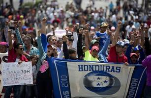 record amount of refugees are fleeing violence from honduras, el salvador and guatemala
