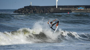 isa president confirms surfing at olympics will take place in the ocean - putting the olympic wave pool rumors to rest ... for now.