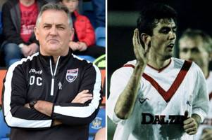 airdrie legend owen coyle believes there will be a return to the glory days in new diamonds era