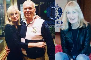 motivational guru claims stress of five-year battle with police scotland 'killed' his partner