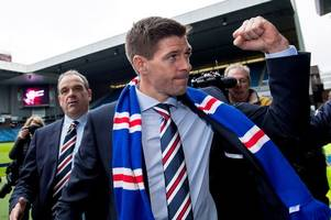 steven gerrard will have instant respect at rangers as jamie carragher details why pressure will never faze ibrox boss
