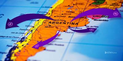 argentine bank lets customers send bitcoin across the border