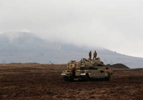 israeli minister says u.s. may soon recognize israel's hold on golan