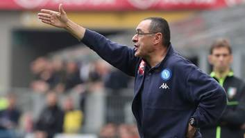 President Confirms Sarri Has Left Napoli Ahead of Potential Chelsea Move & Ancelotti Appointment