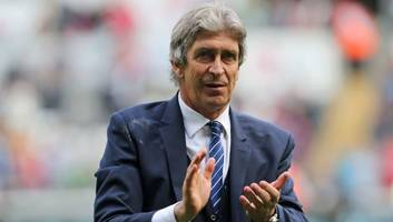 sevilla assistant coach set to join new west ham boss manuel pellegrini's coaching team