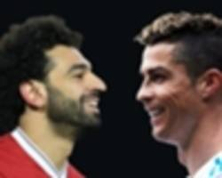 'we are completely different' – cristiano ronaldo on mohamed salah's comparison