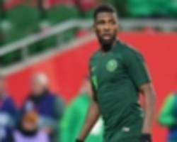 world cup: nigeria's iheanacho looking forward to game against 'idol' messi