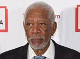 Morgan Freeman is accused of harassment and inappropriate behavior by EIGHT women