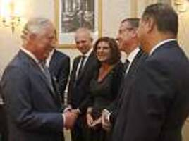 prince charles attends concert at royal albert hall to mark 70 years since israel's independence