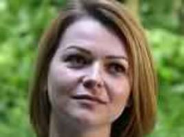 russia accuses uk of holding spy's daughter yulia skripal hostage