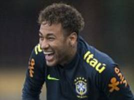 brazil to consider playing willian in a front three with neymar and gabriel jesus