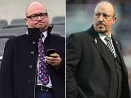 Lee Charnley reveals gamble Newcastle made to win promotion back to Premier League