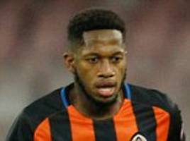 manchester united closing in on £52.5m move forshakhtar donetsk star fred