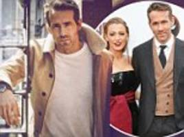 Ryan Reynolds credits wife Blake Lively with helping him fix relationship with his late dad