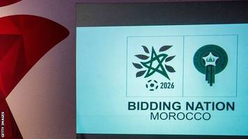 liberia to vote against morocco's world cup bid