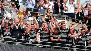 challenge cup: bbc to show warrington v wigan and st helens v hull fc