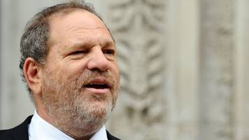 harvey weinstein reportedly set to turn himself in to police