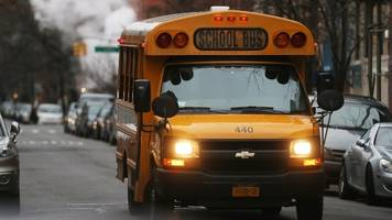ntsb says all new school buses should have seat belts