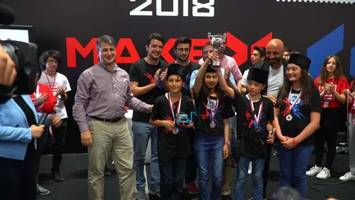 2018 MakeX Robotics Competition Season Officially Kicks Off