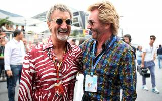 lloyds agm: noel edmonds crashes the bank's house party