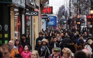 uk retail sales bounce back in april after beast from the east slump