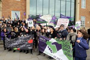 bitter dispute over fair pay that led to strike action and months of disruption for parents finally ends