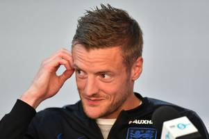 jamie vardy on england, his leicester city future and his unconventional rituals