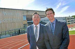 a look inside hoe valley school development which is running on time and within budget